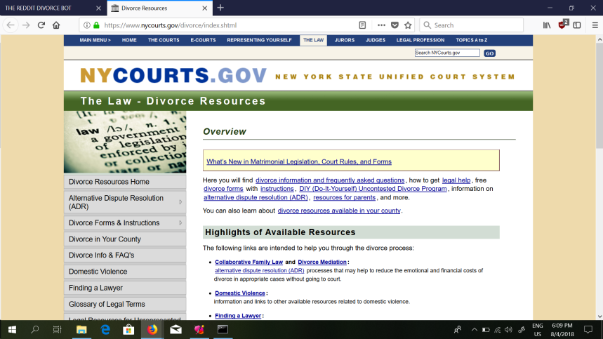 nycourts
